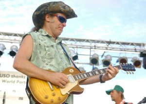 ted nugent fred bear archery